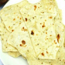 Chapati, pan indio