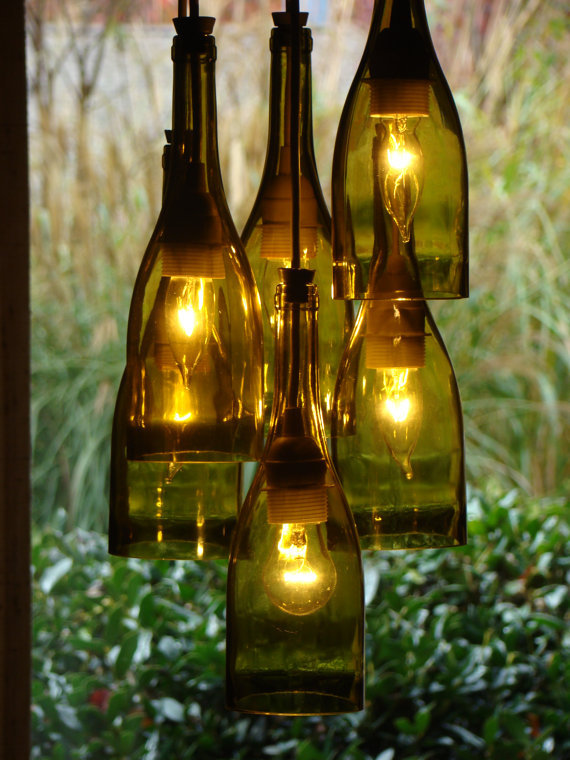 Diy c mo cortar las botellas de cristal y otras ideas for Reciclar botellas de cristal