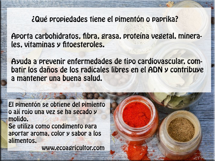 beneficios pimenton