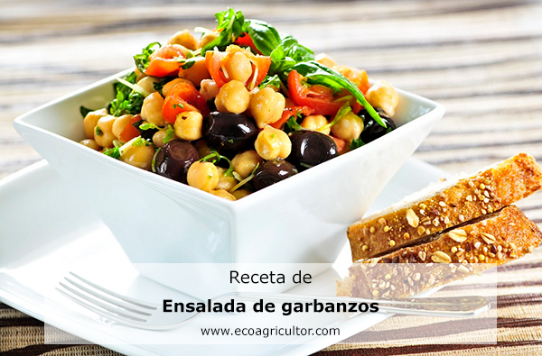 garbanzos receta