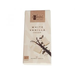 chocolate blanco ichoc ecologico
