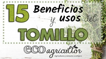 Vídeo Tomillo ECO agricultor
