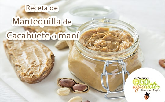 mantequilla cacahuete