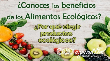 Vídeo Productos Ecológicos ECO agricultor